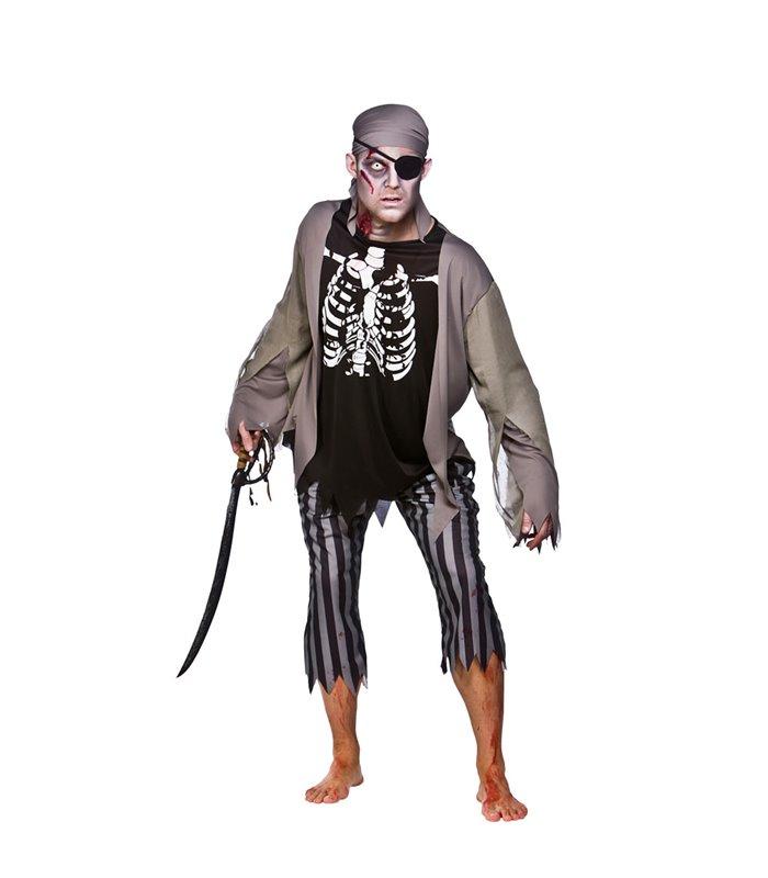 Skeleton Pirate (XL)