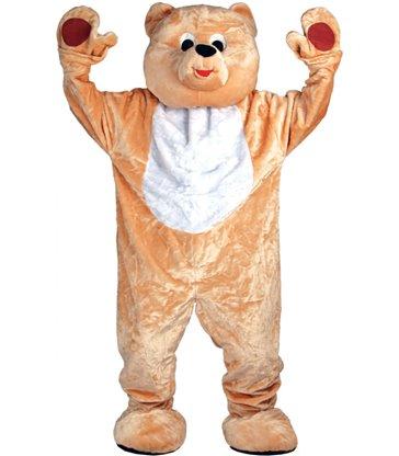 Giant Deluxe Mascot - Teddy Bear