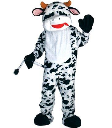 Giant Deluxe Mascot - Cow