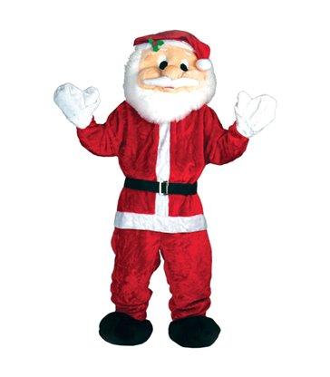 Giant Deluxe Mascot - Santa Claus