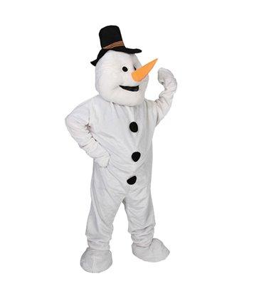 Giant Deluxe Mascot - Snowman
