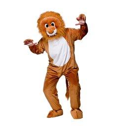 Mascot - Leo Lion