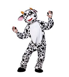 Mascot - Cute Cow