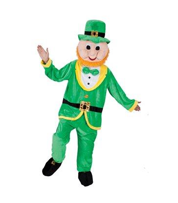 Mascot - Lucky Leprechaun