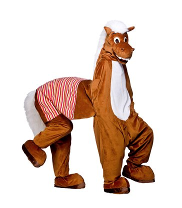 Deluxe Mascot - 2 Man Panto Horse