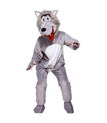 Mascot - Big Bad Wolf