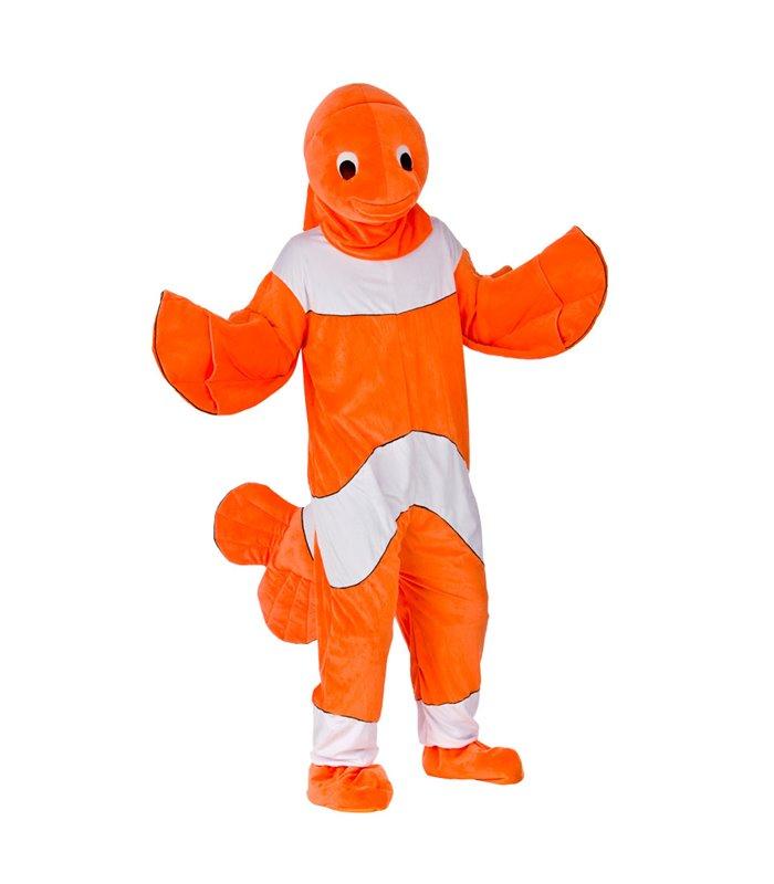 Mascot - Clown Fish