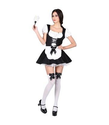 Flirty French Maid (L)