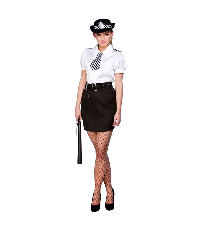 Constable Cutie (XS) (HAT INCLUDED)