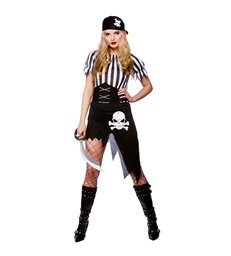 Shipwrecked Pirate (M)