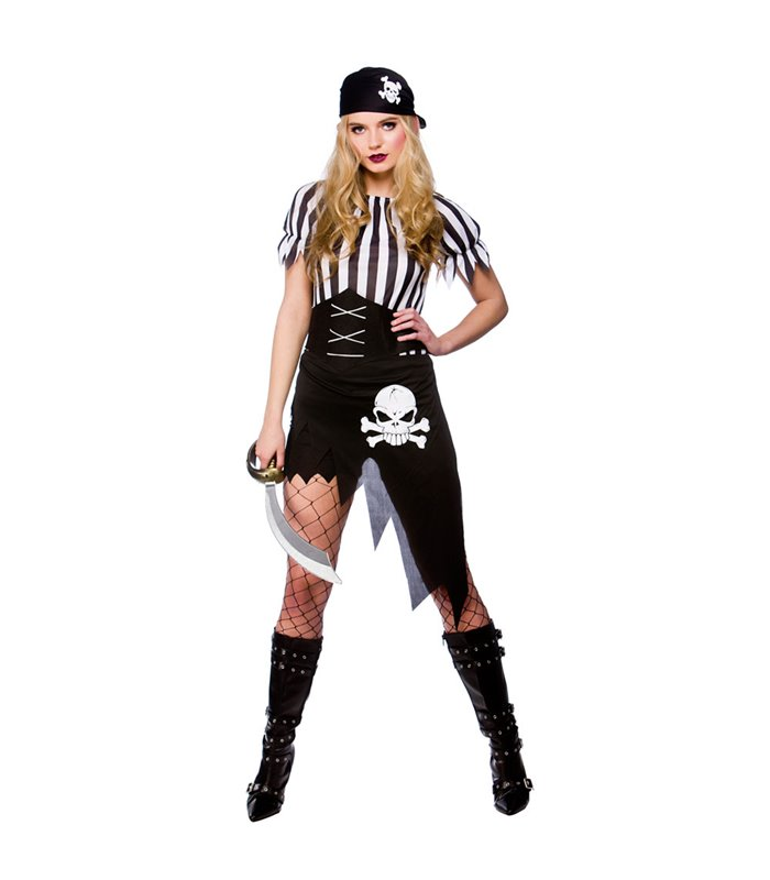 Shipwrecked Pirate (XS)