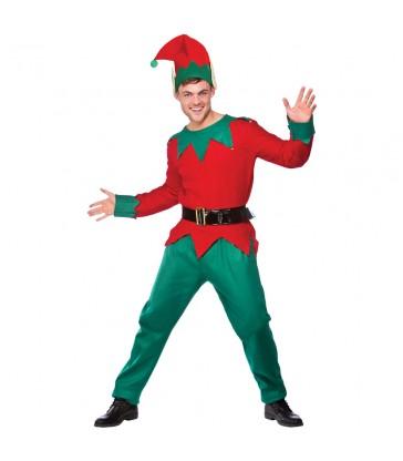 Deluxe Mens Elf  (One Size)