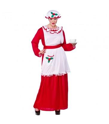 Mrs Santa Claus (One Size)