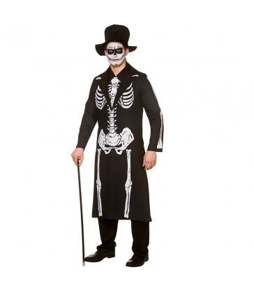 Day of The Dead Skeleton  (XL)
