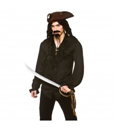 Pirate Shirt - Black (L)