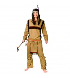 Brave Native American Warrior (XL)