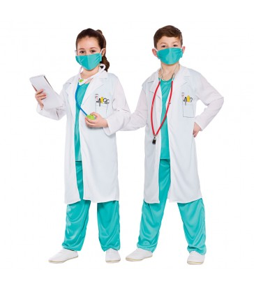 Hospital Doctor (Unisex) (3-4)