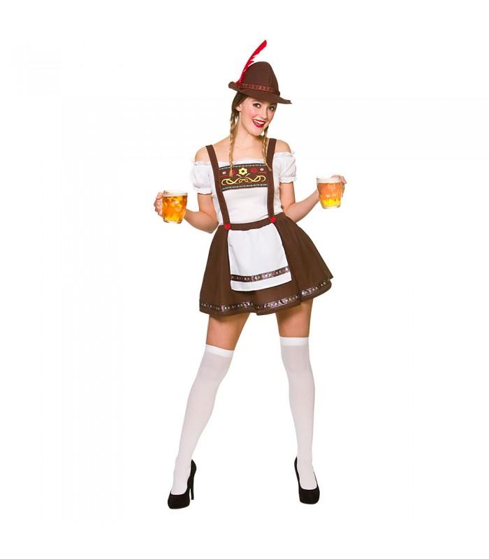 Bavarian Beer Maid (L)