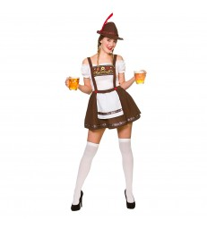 Bavarian Beer Maid (M)