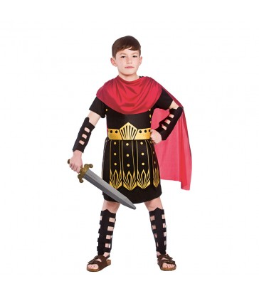 Roman Commander (Red/Blk)(8-10)