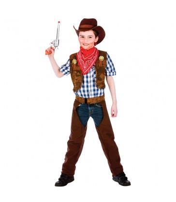 Wild West Cowboy (3-4)