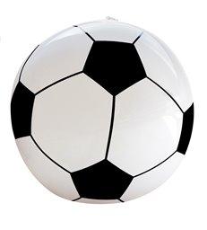 INFLATABLE SOCCER/FOOTBALL 25 cm