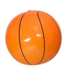 INFLATABLE BASKETBALL 25 cm