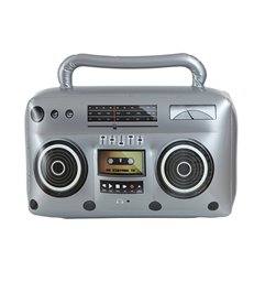 INFLATABLE RADIO 50cm