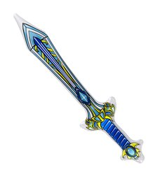 INFLATABLE MAGIC SWORD - BLUE 70 cm