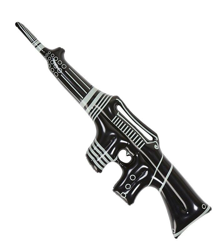 INFLATABLE MACHINE GUN 90 cm