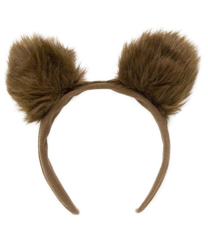 PLUSH BEAR EARS