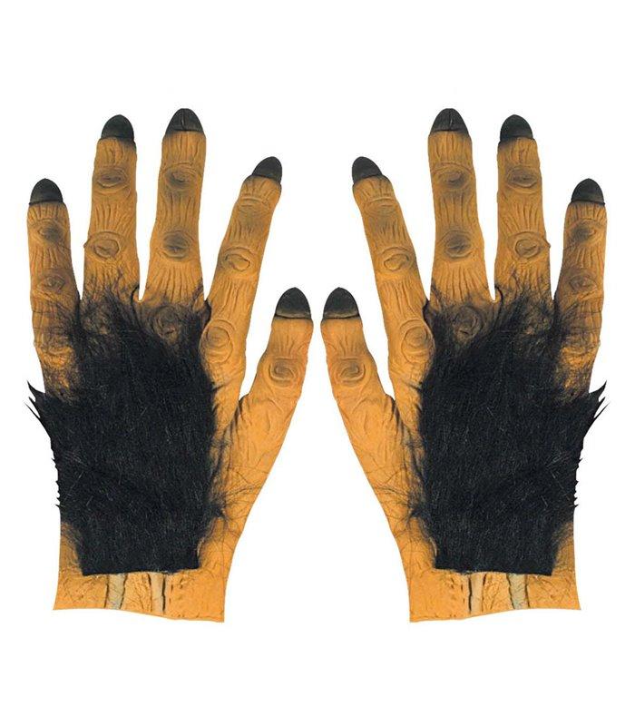 HAIRY DRACULA MAXI HANDS LATEX
