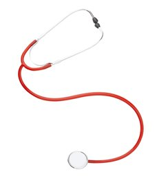 PROFESSIONAL STETHOSCOPES RED
