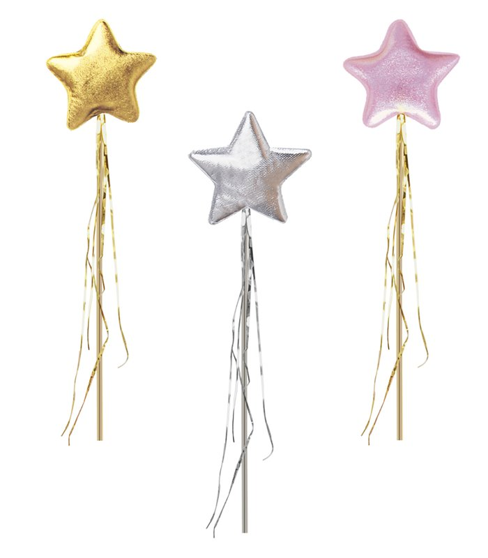 STAR WAND DELUXE FABRIC - 5 colours