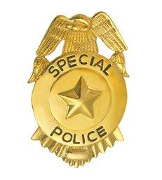 FBI BADGE METAL