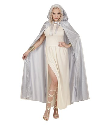 PRINCESS HOODED CAPE
