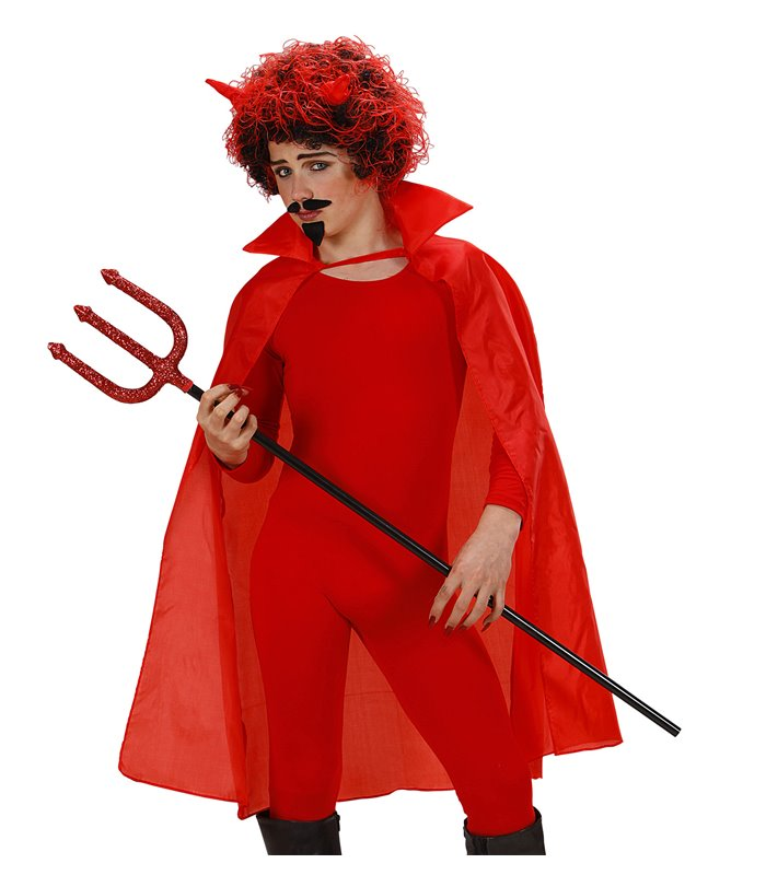 RED CAPE 100cm