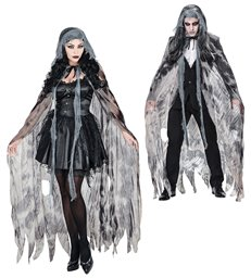 GHOSTLY SPIRIT (hooded cape)